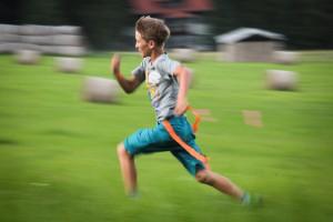 Táborový běh