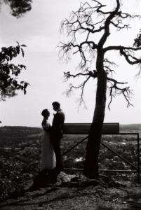 V & B fotografie na film